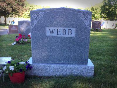 memorial-webb